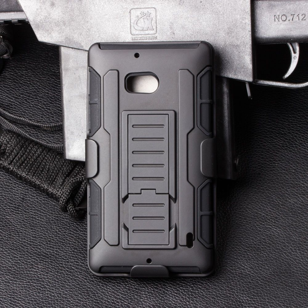N929 N930 Future Armor Impact Belt Clip Holster Hard Case For Nokia Lumia 930 929 Moblie Phone Back Cover Cases
