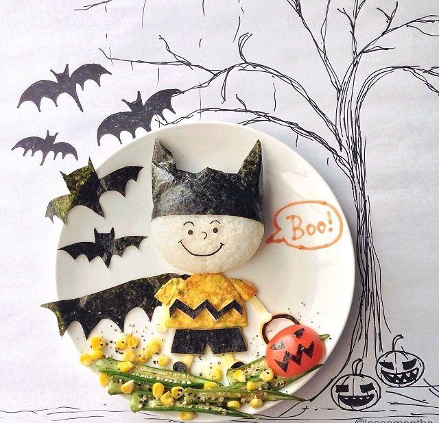 Spooky creativity