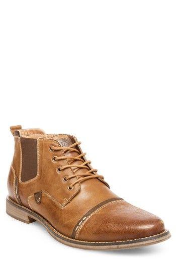 7fce4de3caf STEVE MADDEN PROXY CAP TOE BOOT. #stevemadden #shoes # | zapatos ...
