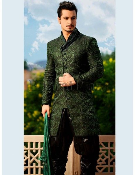 Wedding Indo Western Sherwani…