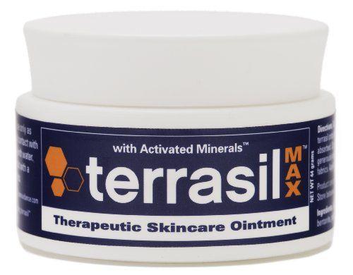 Terrasil Max Therapeutic Skin Cream 44g Jar