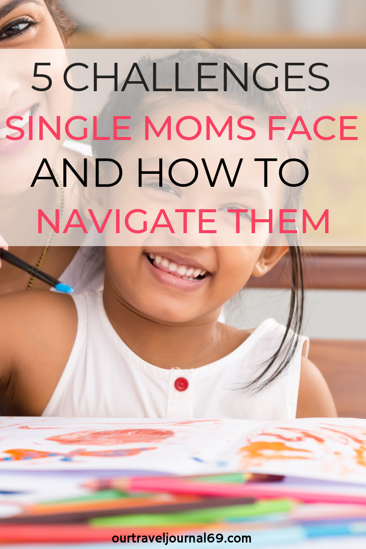 Photo of Want to know some of the most common challenges single moms face? They include t…