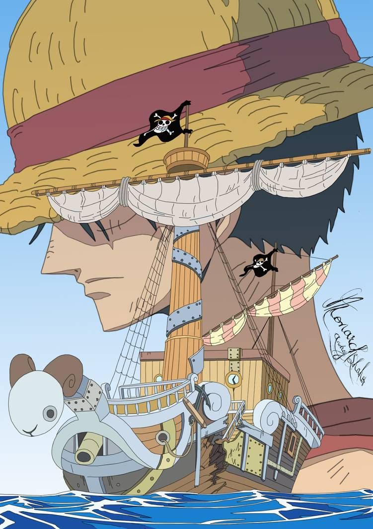 One Piece - Never Forget Color by ckymonarch on DeviantArt