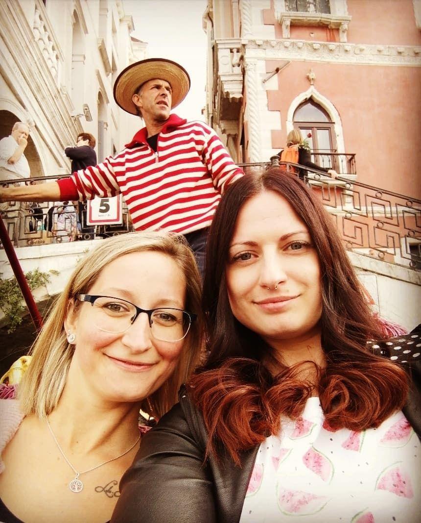 Bestie. ️ #italy #venice #city #trip #bestfriends #explore #adventure #vacation ...