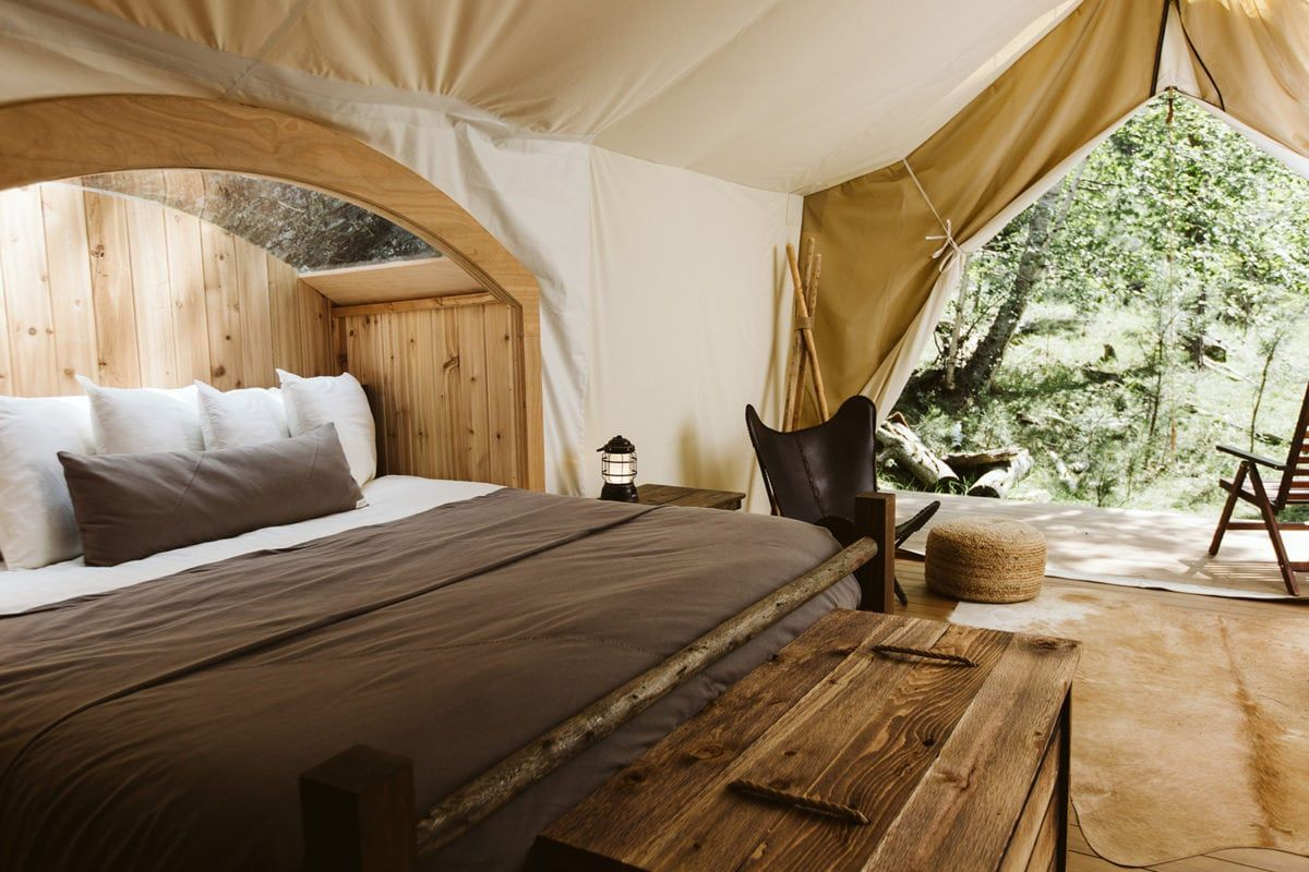 Mount Rushmore Luxury camping, Glamping, Luxury tents