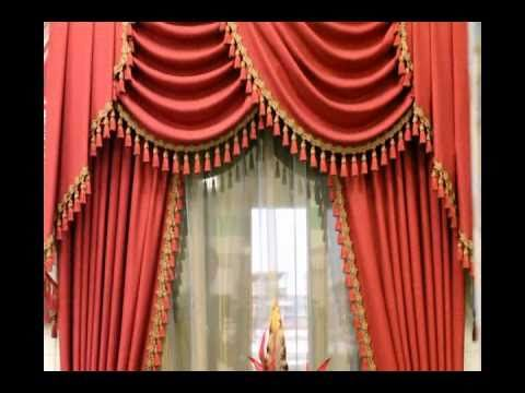 How To Make Classy Tails For Swags Youtube Curtains With