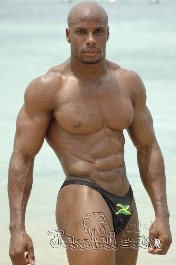 from Jorge black hunky gays