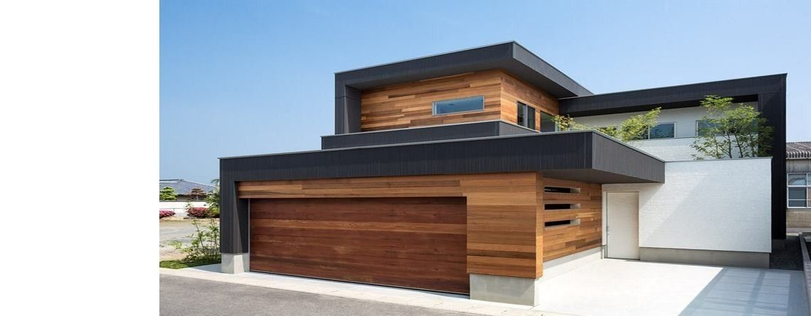 casas de madera de diseo