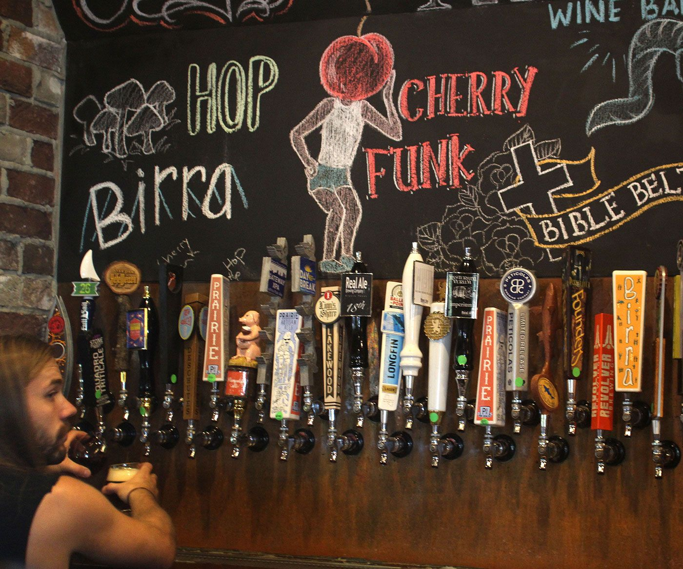 12 Great Places To Tap Into North Texas Craft Beer Movement