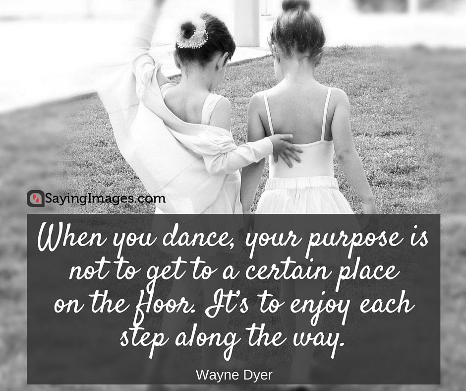 40 Inspirational Dance Quotes