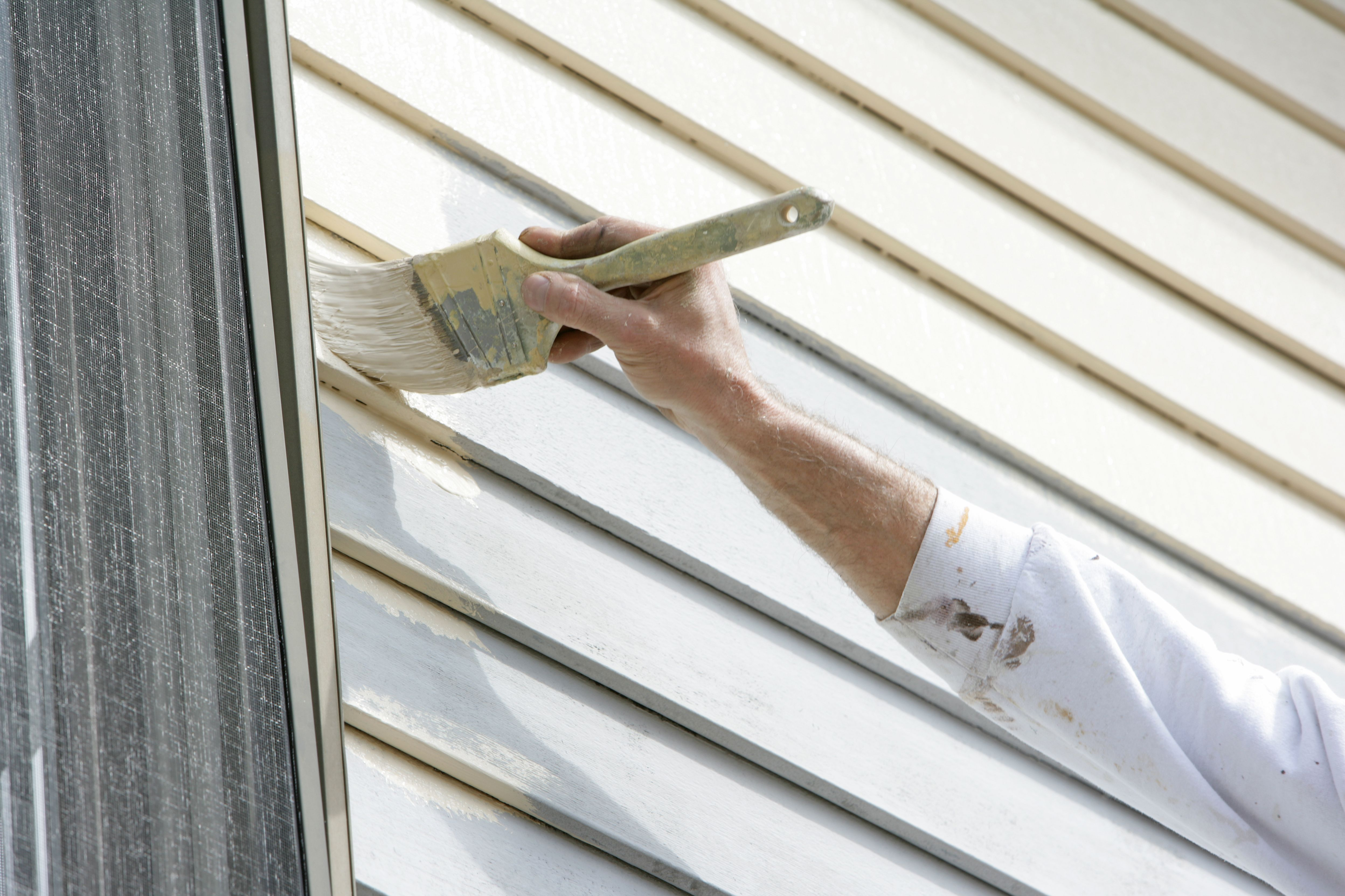 What If You Want to Paint Vinyl Siding