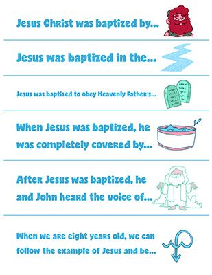 Primary 2 Ctr A Manual I Can Prepare For Baptism Last Words