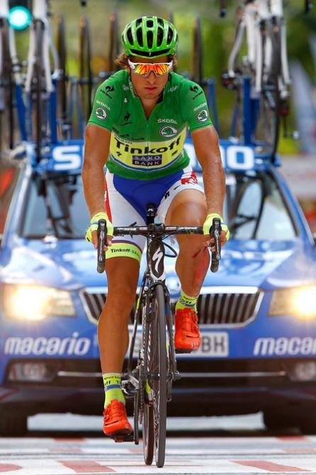 Vuelta a Espana 2015 Stage 8 Peter Sagan (Tinkoff Saxo) (Bettini Photo)