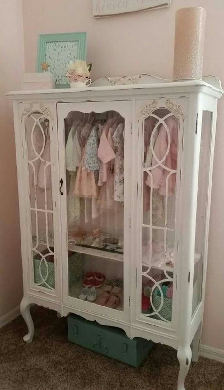 Upcycled China Cabinet Display Pinteres