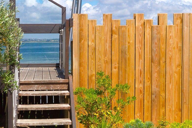 Sarl Pain Concept Design Paysage Cloture Bois Paysagiste