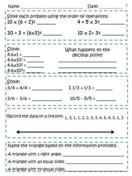 Pin By Colette Kleiman On Education Math 5th Grade Math Elementary Math Teaching Math