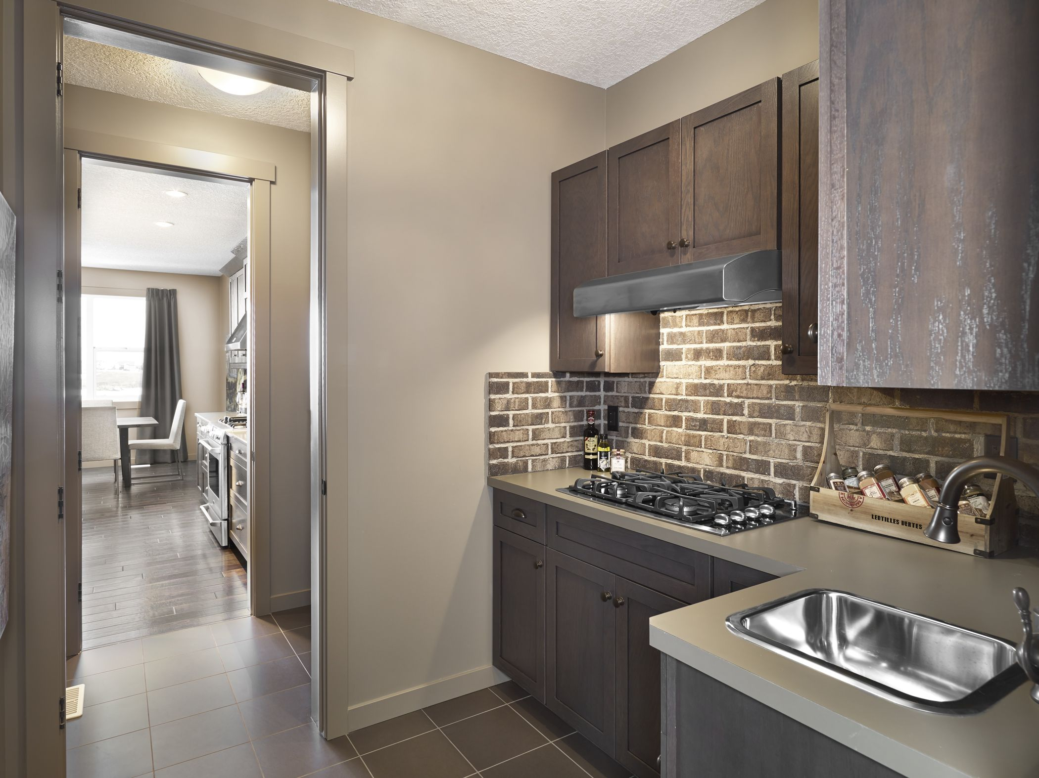 Spice Kitchen Separate From The Other Kitchen In The House To Isolate The Rest Of The House From The Odors Great For Kitchen Design Home Kitchens Kitchen