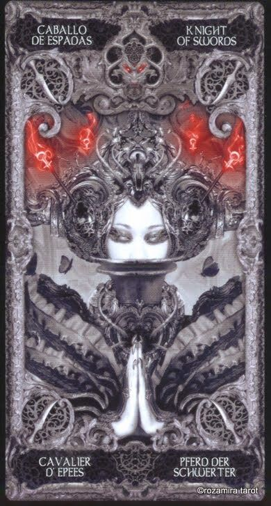 Энциклопедия карт Таро и: XIII Таро Некро — XIII Tarot By Nekro
