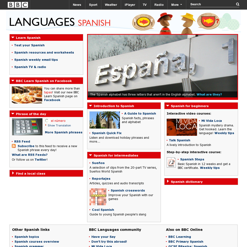 Bbc Languages Spanish