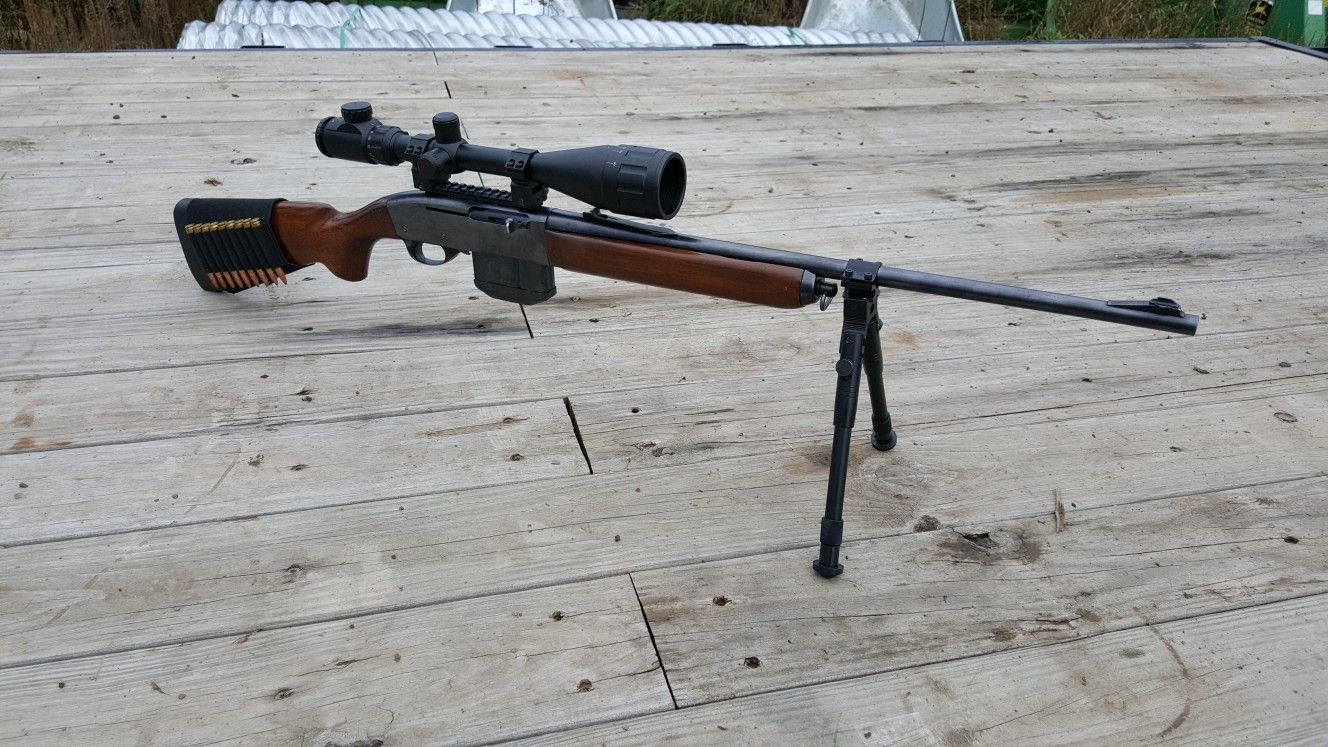 Remington 740 Woodsmaster | Cheap2NeatFirearms | Guns, Firearms