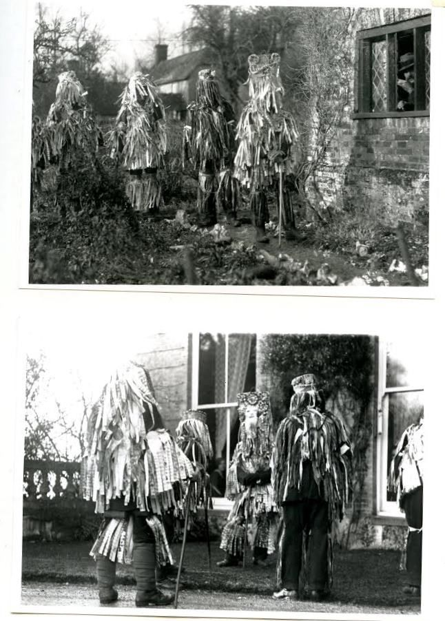 North Waltham Mummers, Long Collection.