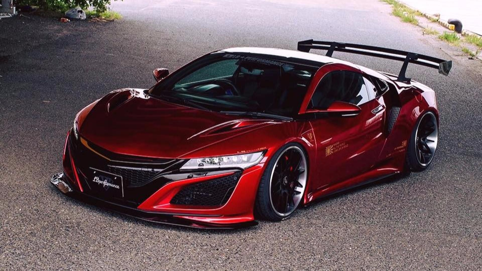Pin By Alex On Cars Nsx Small Luxury Cars Honda Cars