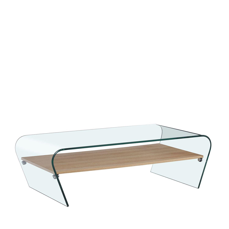 Table de 12 basse mm designVerre d'épaisseur incurvé rWCeQxdBEo