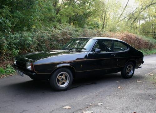 1975 Ford Capri Mk Ii Jps Special