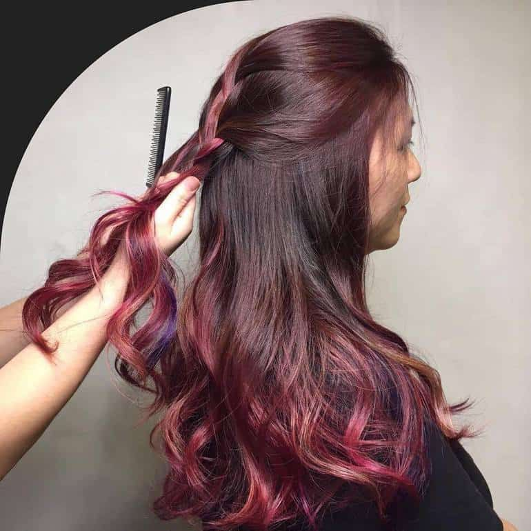 Haircuts For Long Hair 2020 In 2020 Hair Color Trends Latest Hair Color Hair Styles