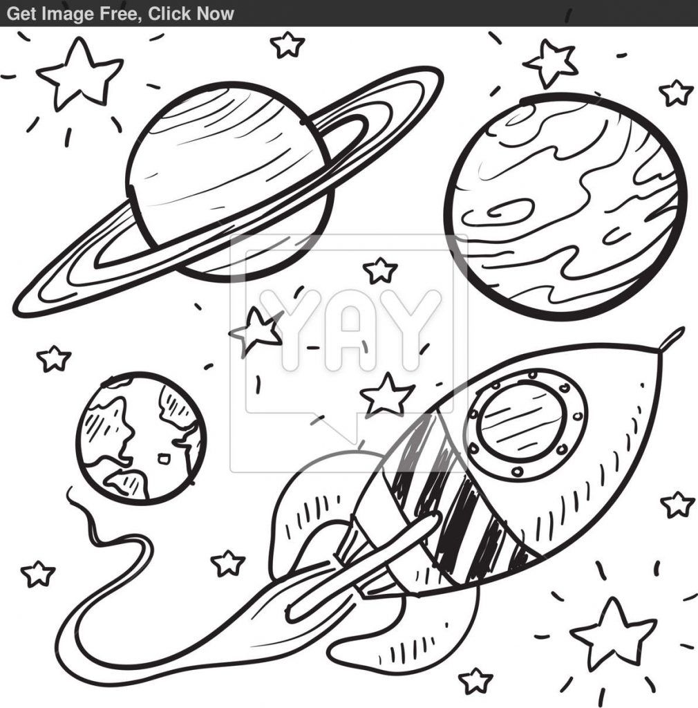 Rocketship coloring pages 11407 for rocket ship