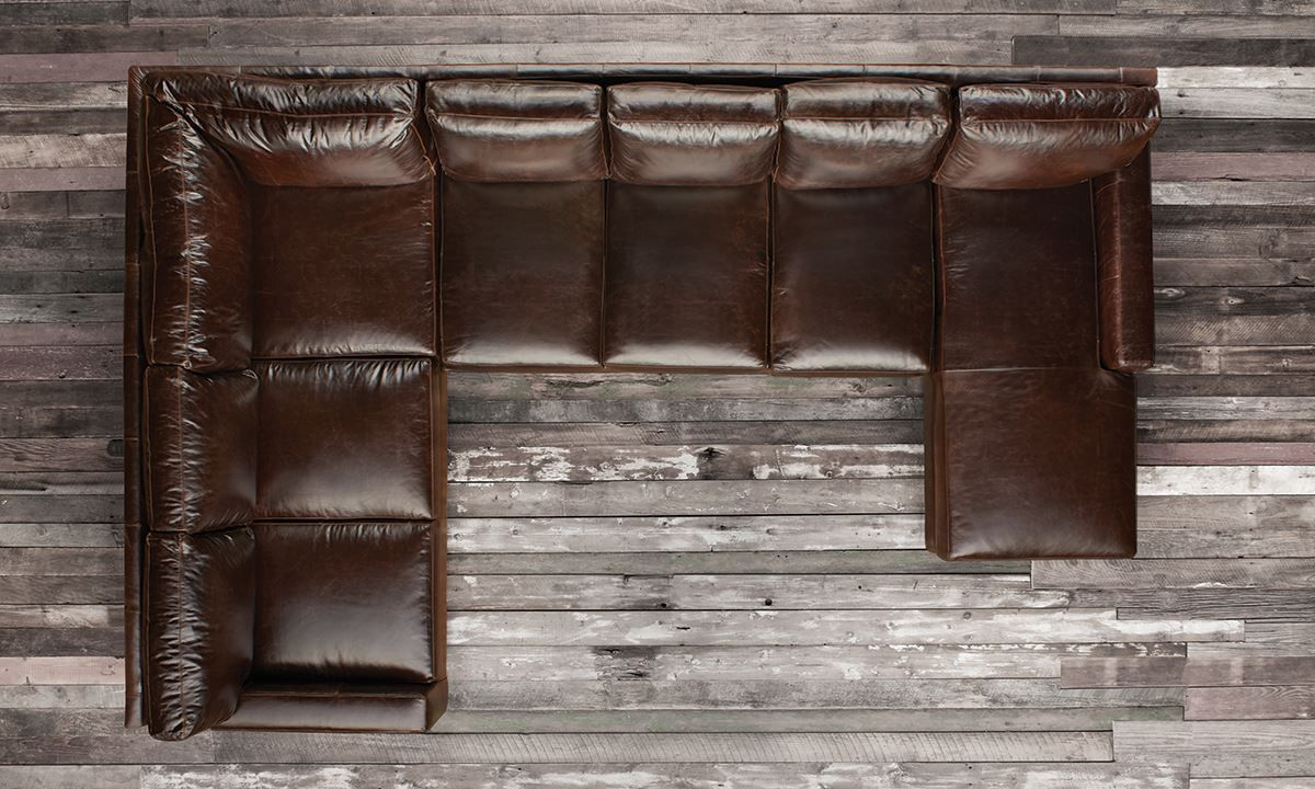 Sensational Mayfair Deluxe Leather Sectional Sofa Leather Sectional Pdpeps Interior Chair Design Pdpepsorg
