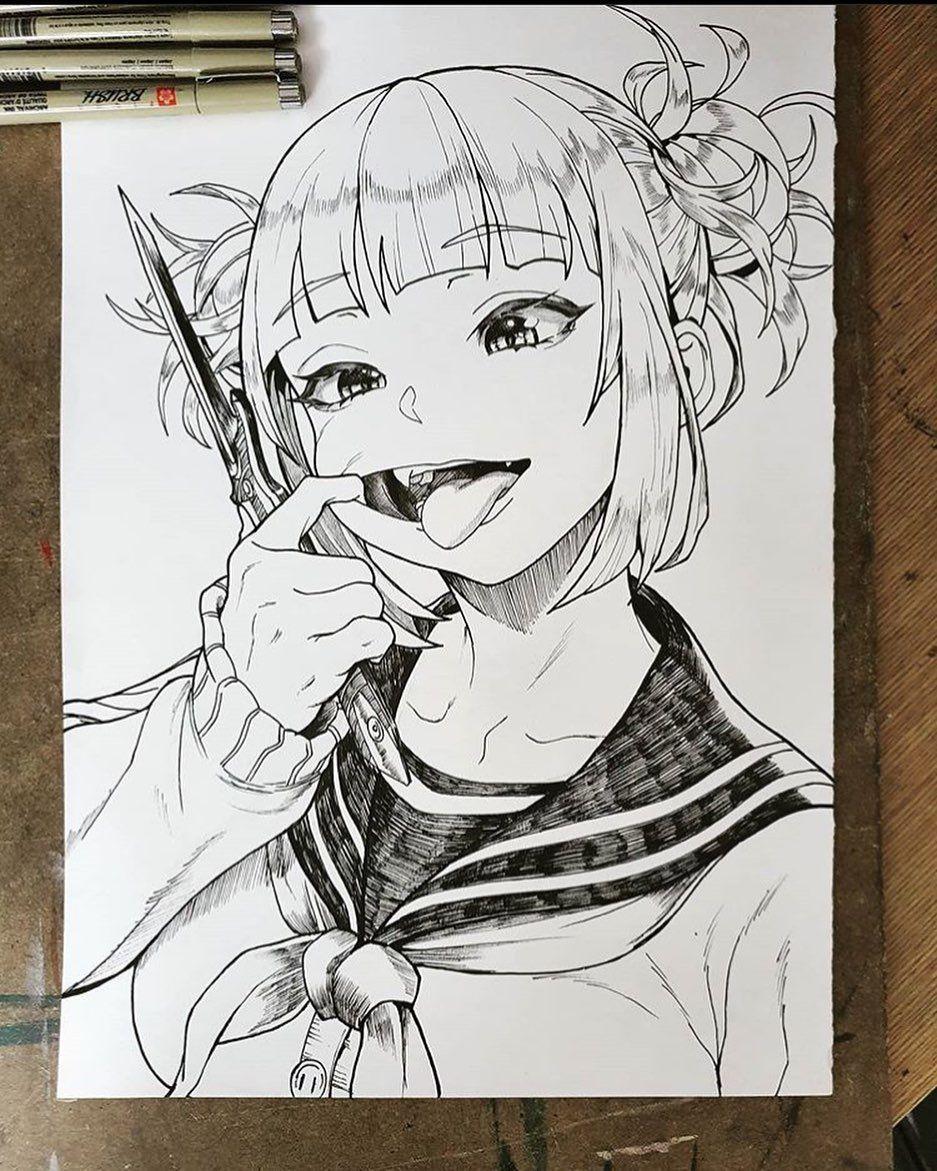 Como Desenhar Anime Passo A Passo Em 2020 Desenho De Anime Como Desenhar Anime Desenhos De Anime