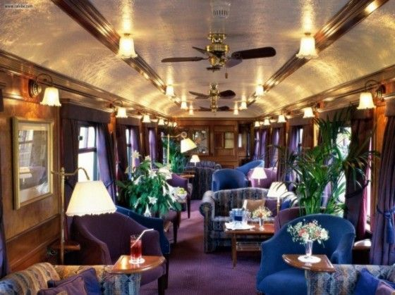 See Scotland on the Royal Scotsman luxury train....OK!!!!! :)