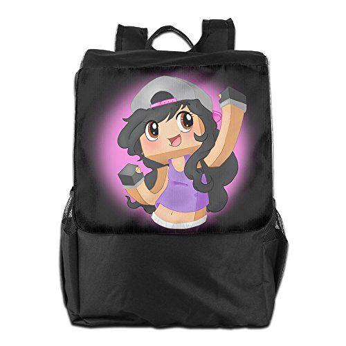 e8ab17d853cb Aphmau Gaming Classic Shoulder Travel Backpack    More info could be found  at the image url. (Note Amazon affiliate link)  CampingHikingEquipment