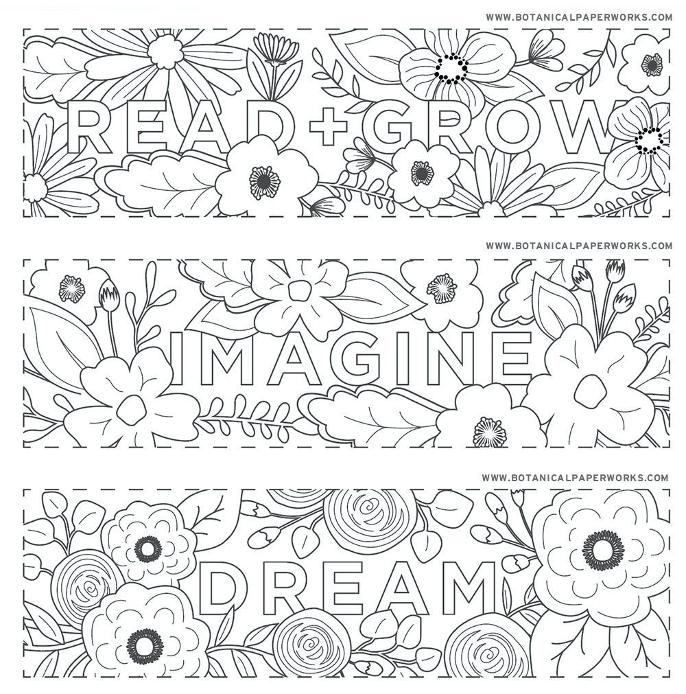 1000 1011 In 2020 Coloring Bookmarks Coloring Bookmarks Free