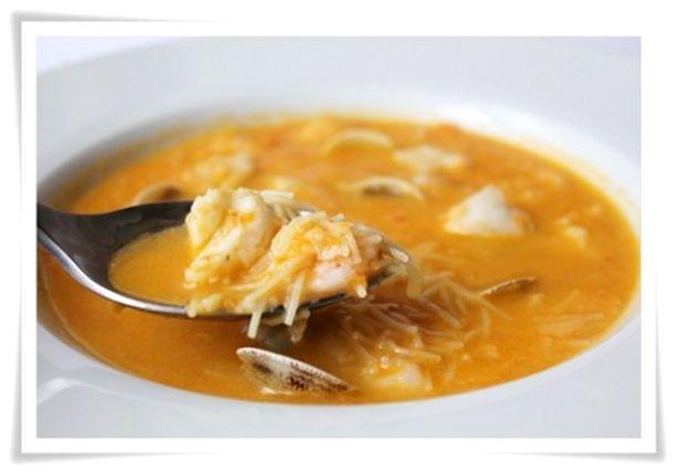 Sopa De Pescado La Mas Facil Y Rica Cremas Y Sopas Sopa De