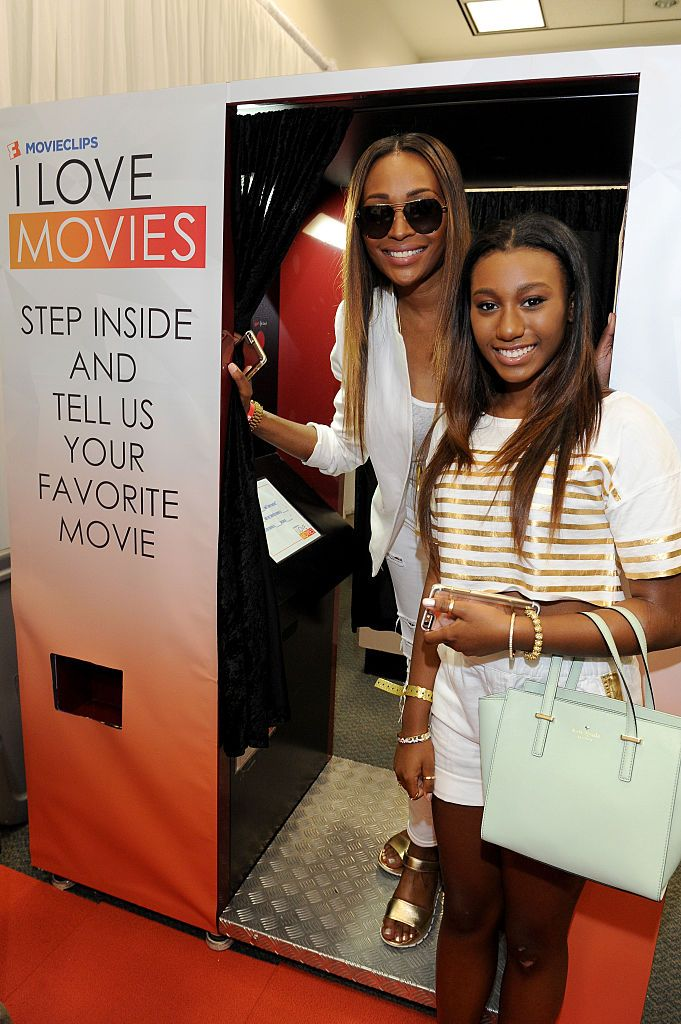 Cynthia Bailey's Daughter Moved In With Mike Hill in L.A