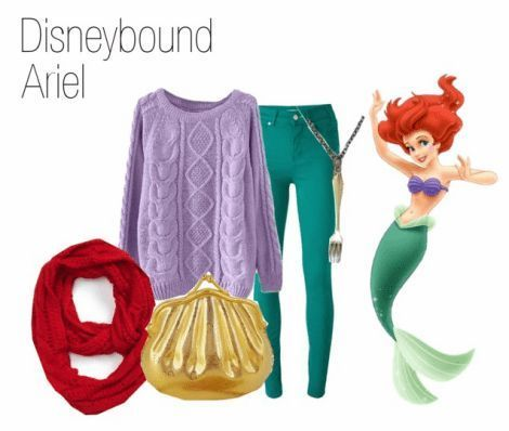 Polyvore Disney Spring Outfits