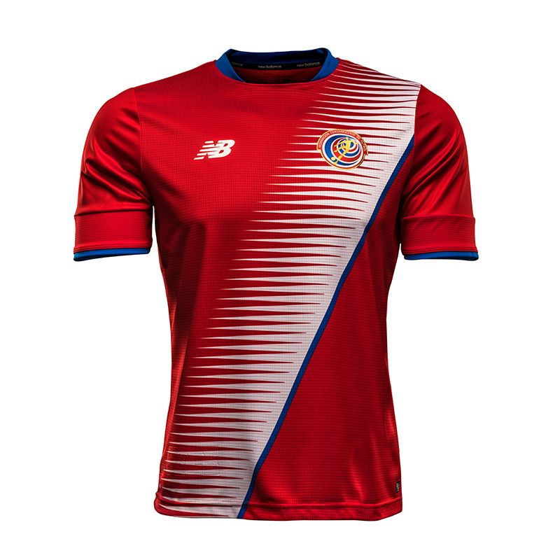 fb88abe4e COSTA RICA NATIONAL TEAM 2016 17 HOME AND AWAY JERSEYS