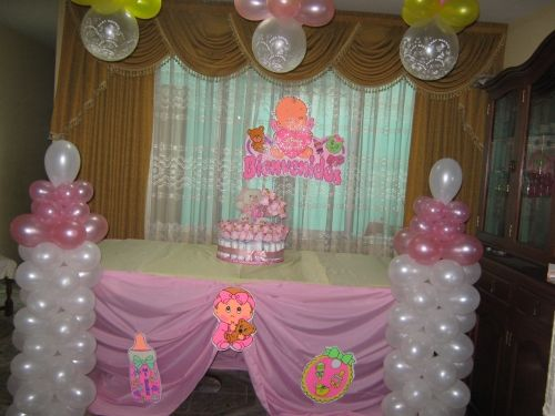 Fairy Tale Baby Shower Decorations Ideas Baby Magazine Baby Decoraciones  Para Baby Shower 500x375