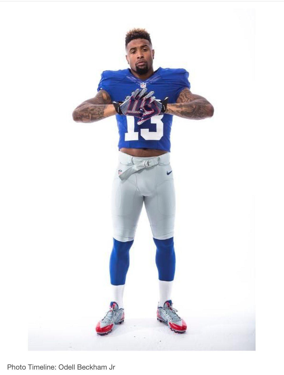 hot sales 76c60 a6128 ️⃣1️⃣3️⃣ | New York Giants | Odell beckham jr, Odell ...