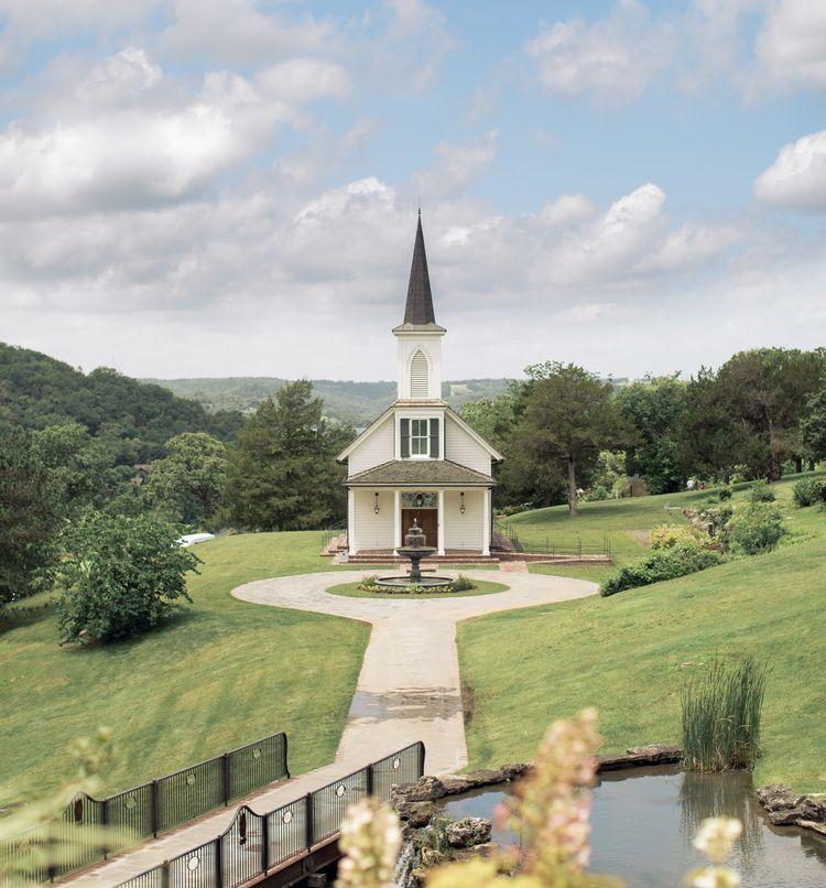Garden Chapel Big Cedar Lodge Branson Mo Www