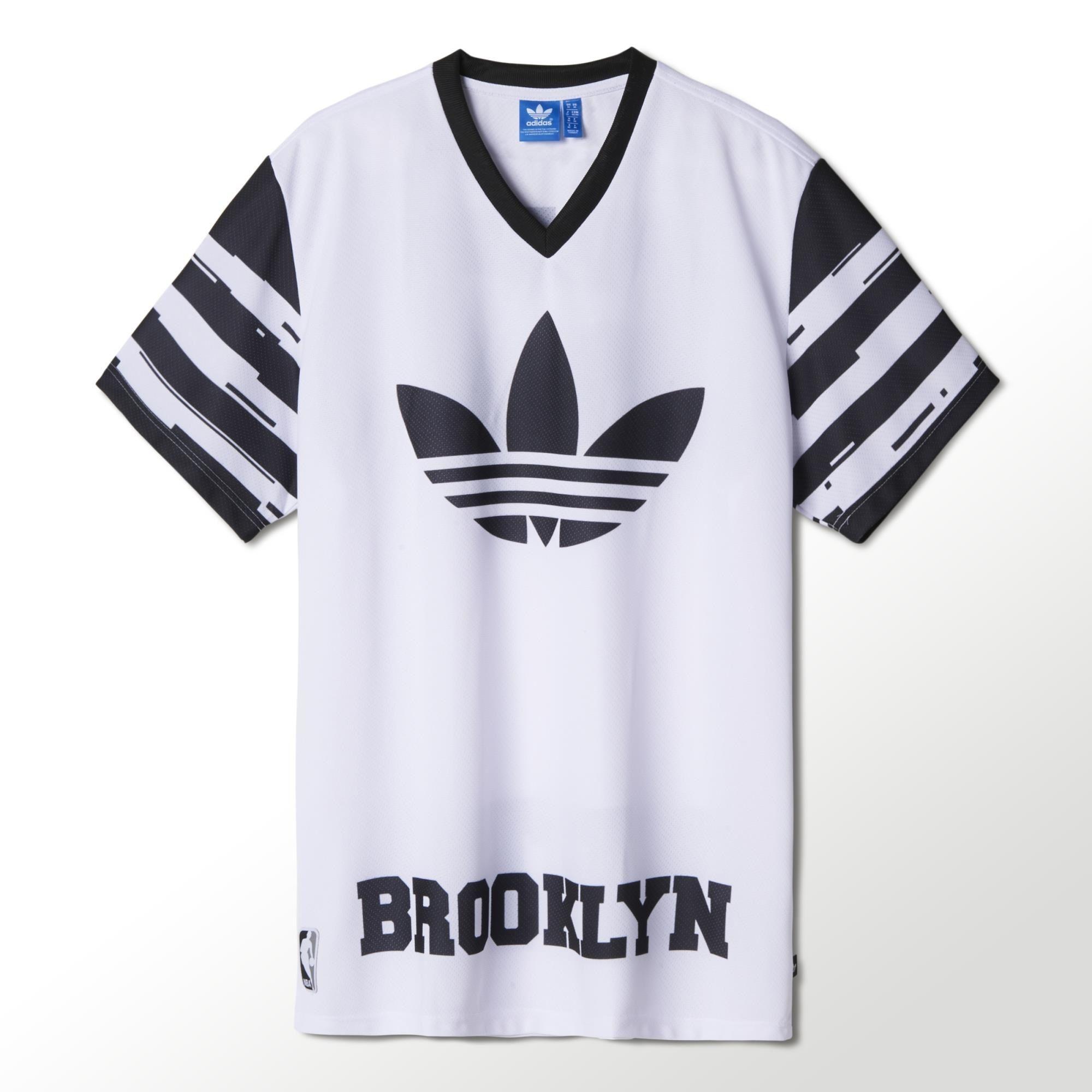 adidas Brooklyn Nets Oversized T shirt | adidas Nederland