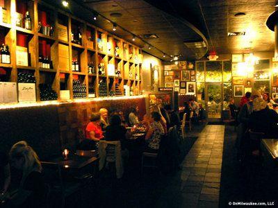 Milwaukee S Best Restaurant Wine List