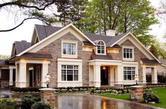 Beautiful home exterior!