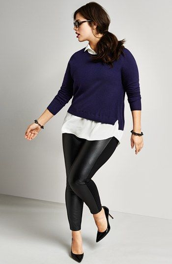 plus size outfits with leggings 5 best | curves, woman and wardrobes