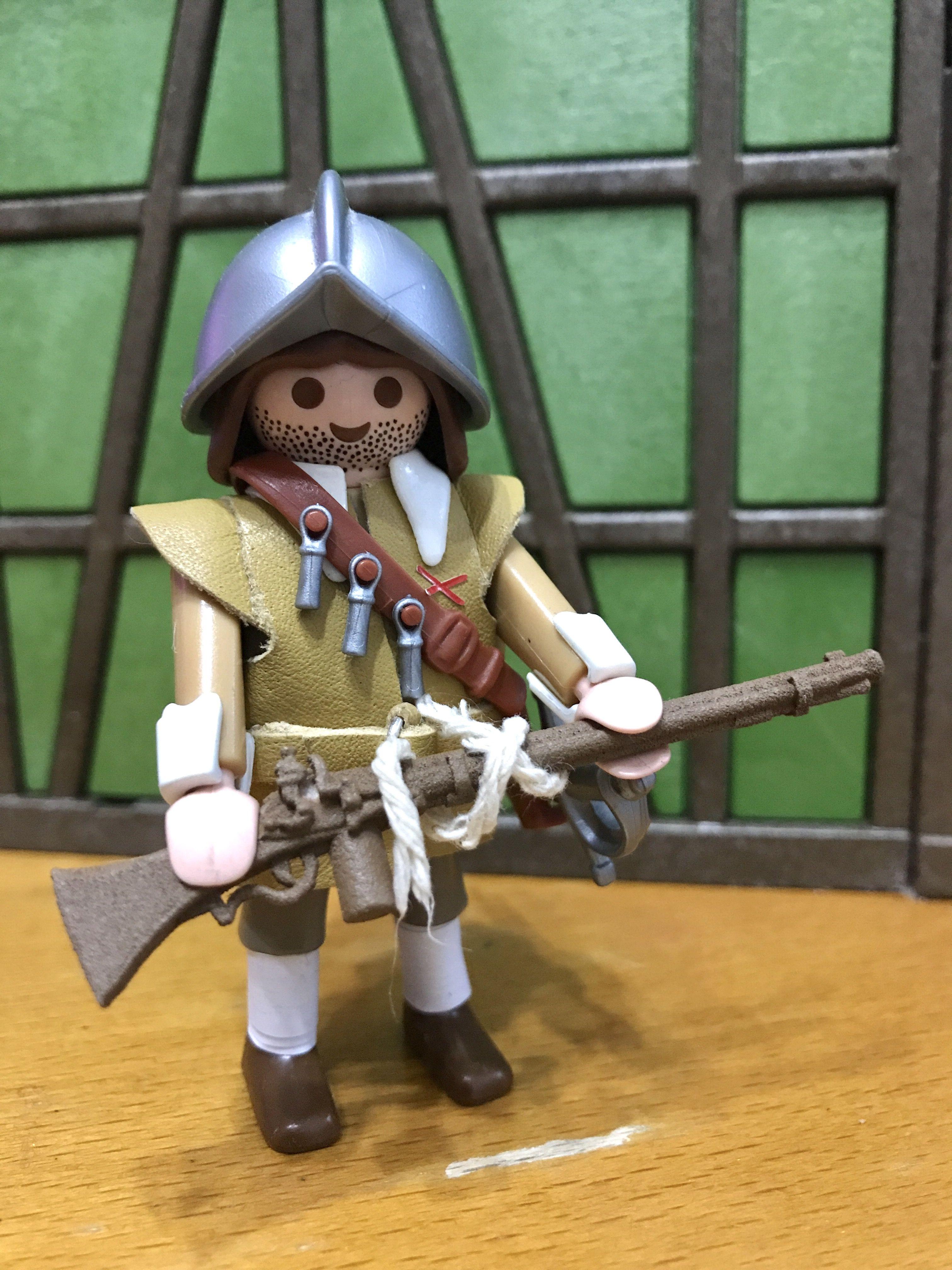 people Playmobil legs Et playmo soldiers medieval