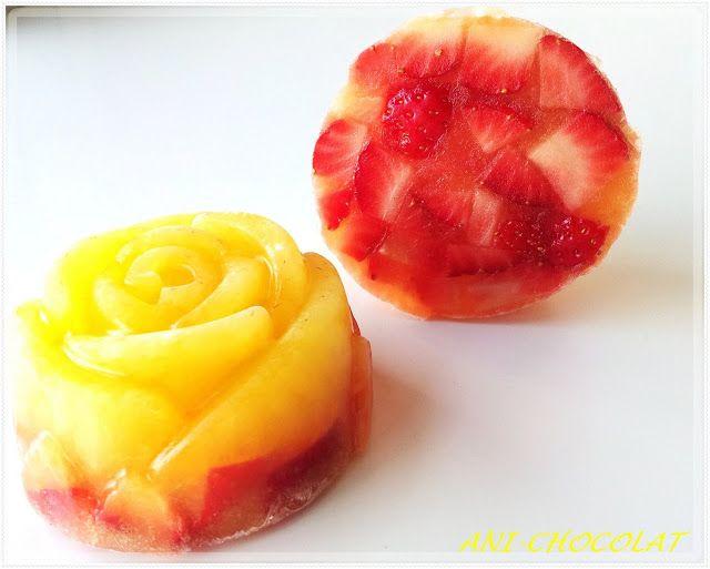 Gelatina de lim n con fresas naturales recetas pinterest gelatina de limon recetas dulces - Postres con fresas naturales ...