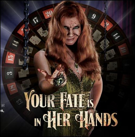 Lady Luck, The Scare Icon From Halloween Horror Nights