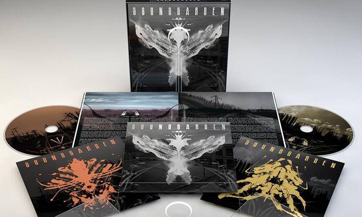 Soundgarden anuncia coletânea de raridades
